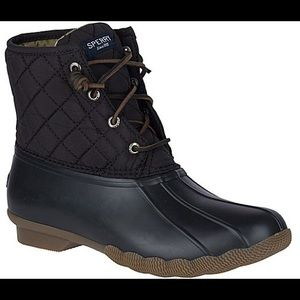 Woman's Saltwater Quilted Duckboot